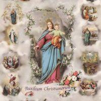 Dozwól mi Panno Święta-Dignare me...