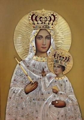 Matka Boża Różanostocka