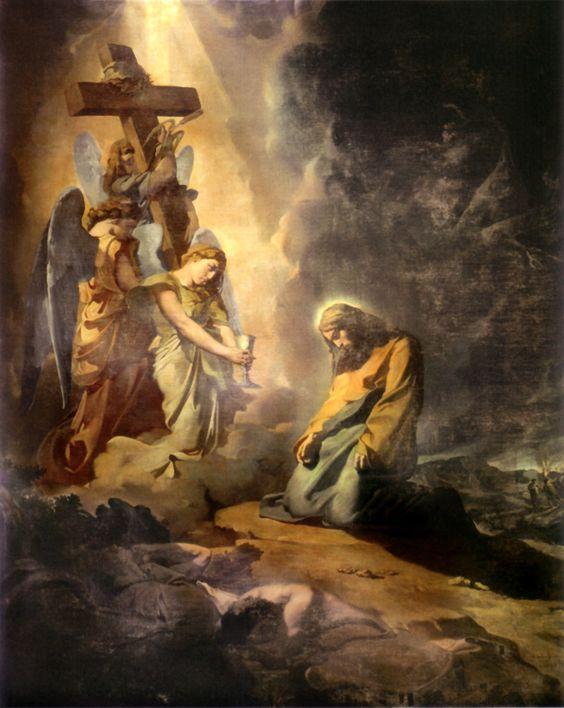 Modlitwa w Ogrójcu1