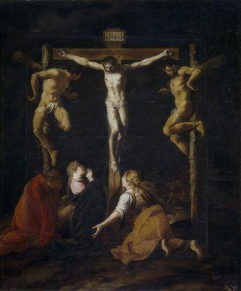 Orrente-crucifixion