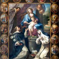Krótka formuła poświęcenia Różańca Św.