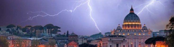 Burza nad Watykanem