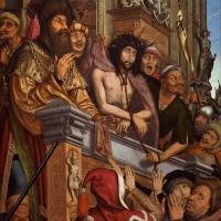 Abyssus Abyssum Invocat. Żydzi wzywają na pomoc zdrajców Chrystusa w Kościele.