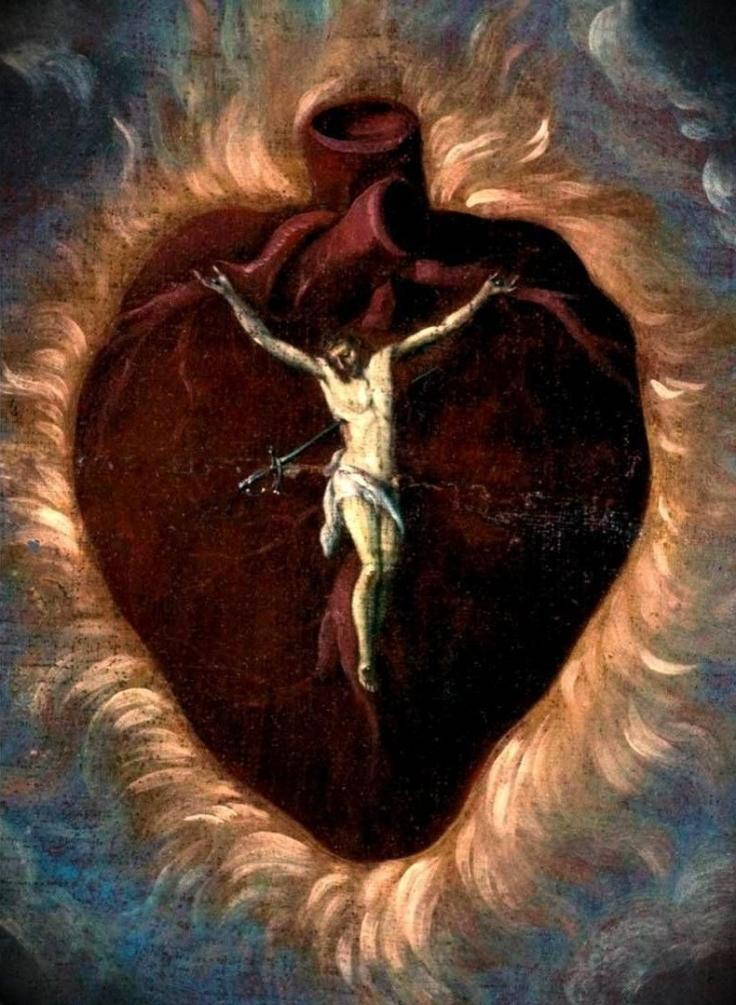 Serce Miłosierne Jezusa