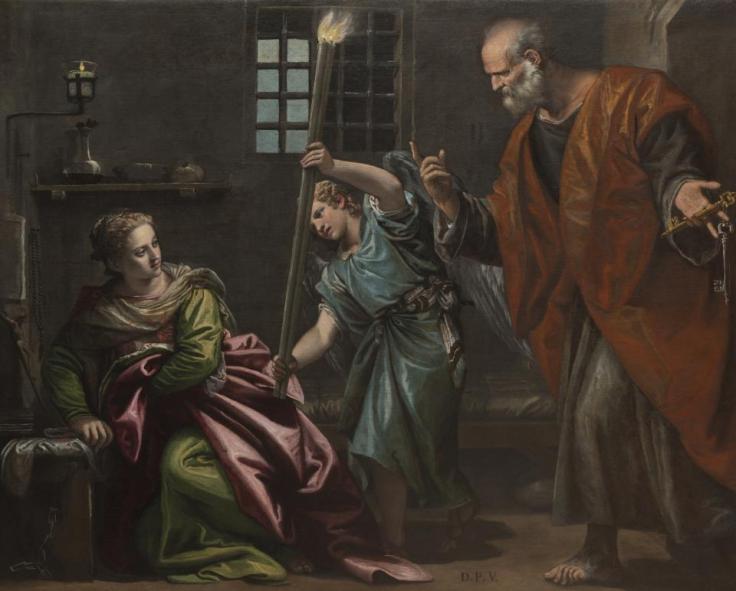 sw Piotr u św Agaty