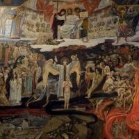 Walka Antychrysta z Chrystusem w Kościele Świętym.