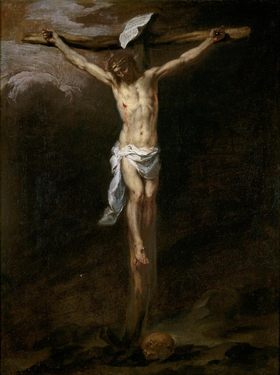 """""""Kto nie bierze swego krzyża, a idzie za Mną, nie jest Mnie godzien""""."""