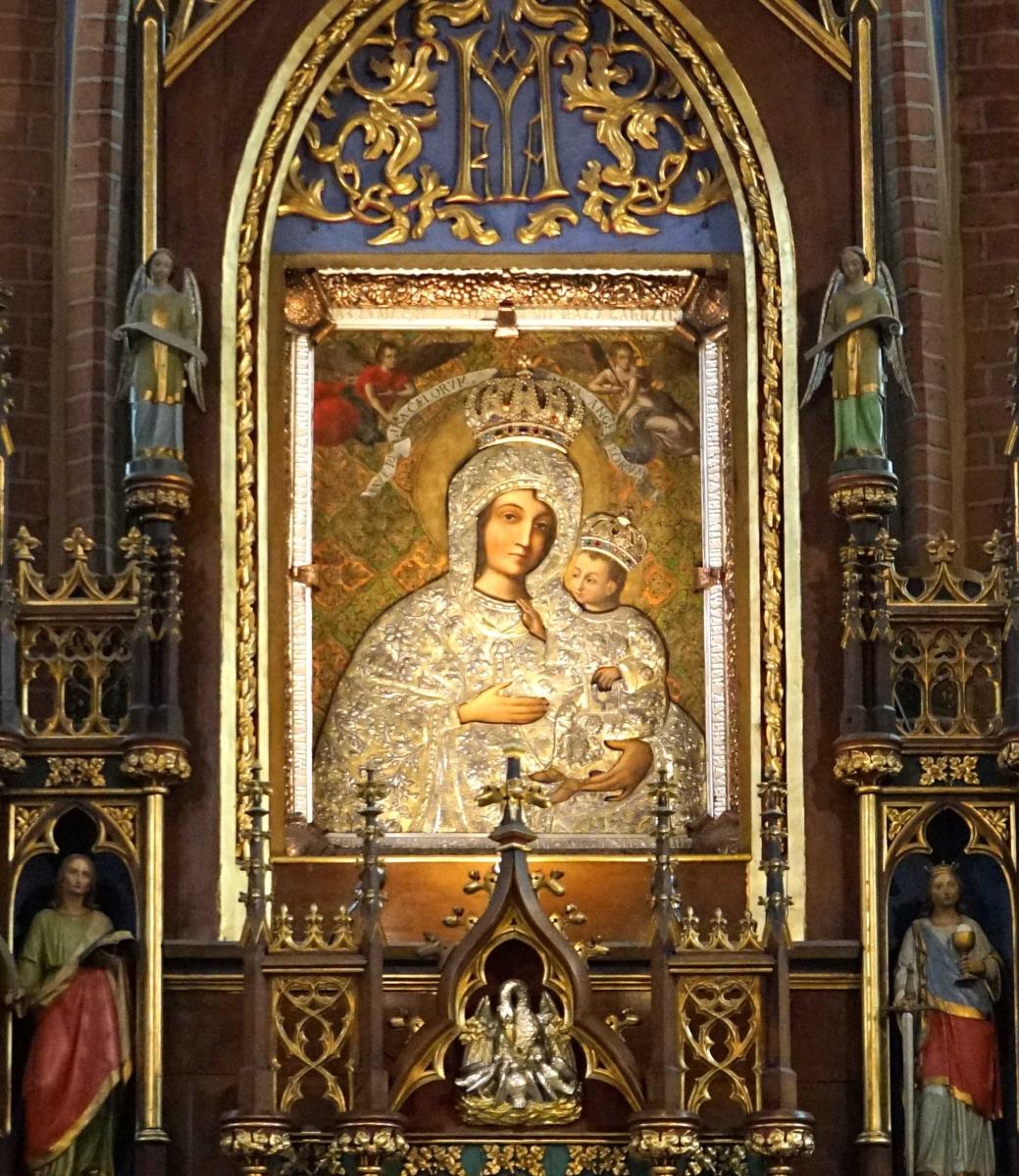 """Pobożność w Królestwie Maryi. """"Te Deum laudamus"""" ku czci Przenajświętszej Pannie."""