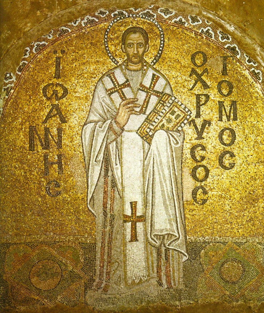 Biskupom w Polsce ku wiecznej odrazie i hańbie polecamy. Św. Jan Chryzostom przeciwko judaizantom i Żydom. (2)