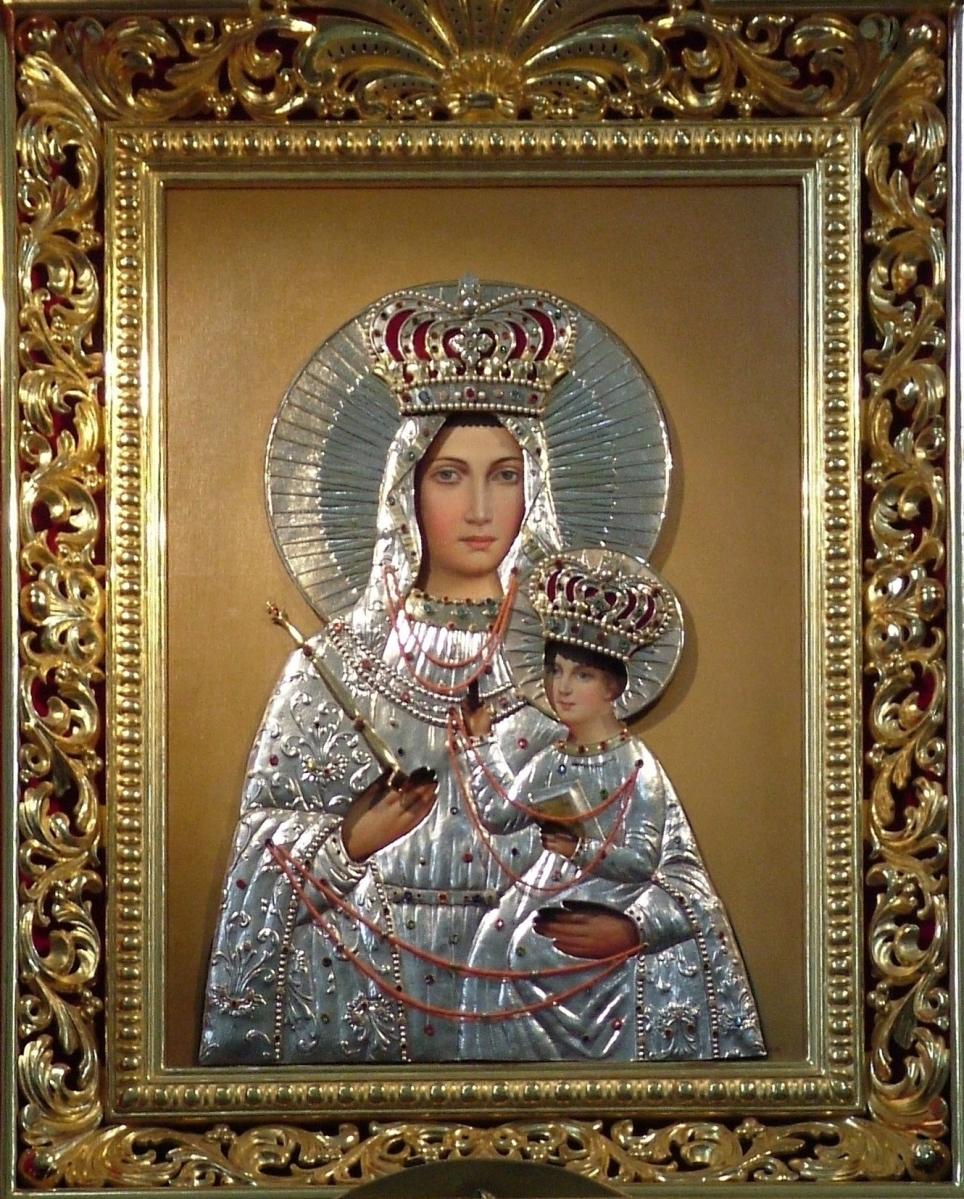 Pozdrowienie Członków Najświętszej Maryi Panny.