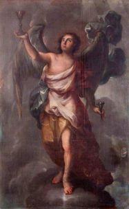 Aniołowie Święci i Krew Chrystusa