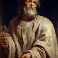 """Nakaz Świętego Piotra o wyborze biskupa. Biskup """"wzięty z ludu"""" chrześcijańskiego. A nasi biskupi z jakiego?"""