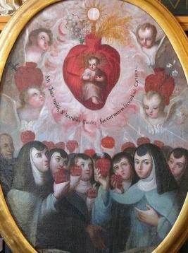 Serce Jezusa Swiętych