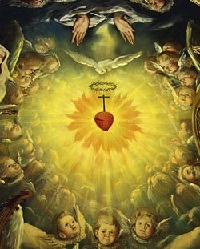 Sercee Jezusa Miniaturka