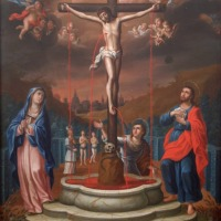 Litaniae Pretiosissimi Sanguinis Domini Nostri Jesu Christi. Litania do Najdroższej Krwi Pana naszego Jezusa Chrystusa.