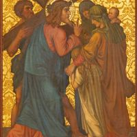 Nie płaczcie nade Mną. Niewysłuchane kazanie kapłana, któremu wygnano ludzi z kościoła.
