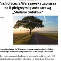 Polski Episkopat, Dni Judaizmu i jego konsekwencje czyli turbosłowianie jako projekt Mosadu.