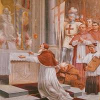 Pius V: bezwzględnie można posługiwać się tym Mszałem, nikt nie może być zmuszany odprawiać Mszy inaczej. Psałterz Maryi.